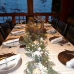 Western Colorado All Inclusive Resort - Dining Room - Holiday