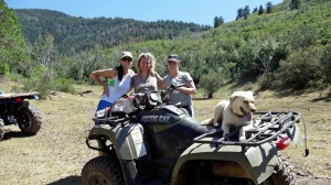 Western Colorado All Inclusive Resort - ATV Ride